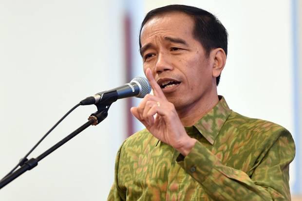 Jokowi Tegaskan Masker Jadi Kunci Cegah Penyebaran Covid-19