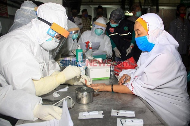 DKI Jakarta Jadi Provinsi Kasus COVID-19 Tertinggi, Satgas: Kontribusi Wisma Atlet 3%