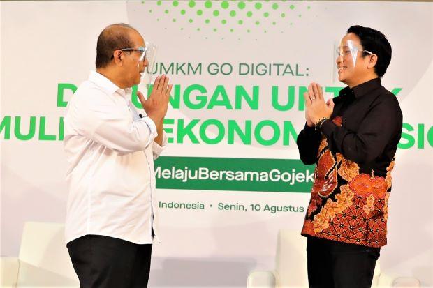 Sinergi Kunci Capai Target 20 Juta UMKM Bisa Go Digital