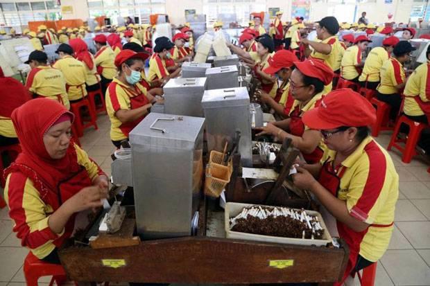Jadi Lumbung Cukai, Kemenperin: Industri Rokok Perlu Diselamatkan