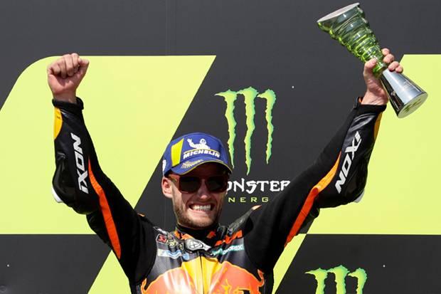 Bos KTM : Brad Binder Jadi Juara Bukan Karena Kebetulan