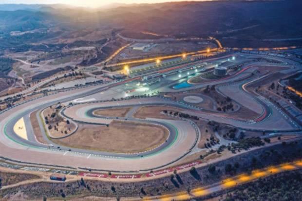 Valentino Rossi Enggak Sabar Taklukan Trek Perawan di Portugal