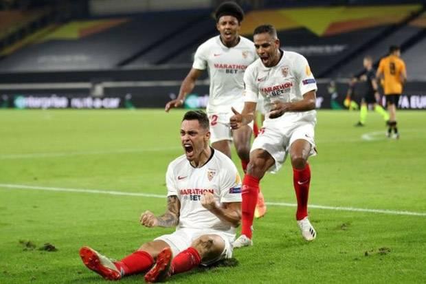 Singkirkan Wolves, Sevilla Sudah Ditunggu Manchester United di Semifinal Liga Europa