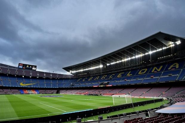 Barcelona Konfirmasi Satu Kasus Positif Virus Corona
