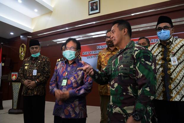 Sengketa Lahan antara Warga vs TNI AD di Urut Sewu Kebumen Berakhir