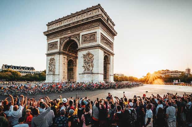 ASO Coret Copenhagen Jadi Titik Start Tour de France 2020