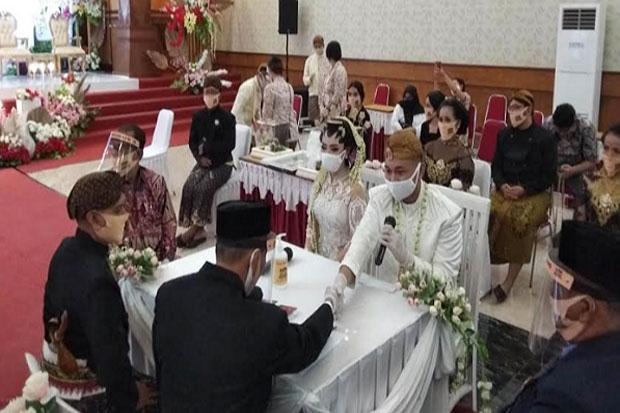 Pesta Pernikahan Boleh Digelar di Hotel dengan Protokol Kesehatan Ketat
