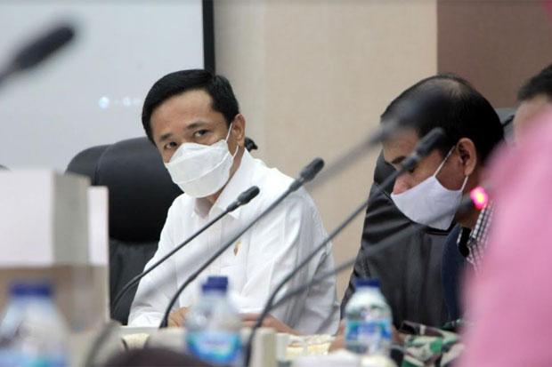 PJ Wali Kota Minta Alumni UMI Jadi Edukator Penanganan COVID-19