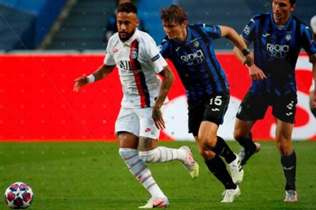 Babak I Atalanta vs PSG: Pasalic Bawa La Dea di Atas Angin