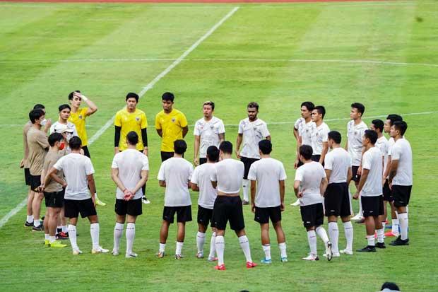 Jadwal Kualifikasi PD 2022 Diundur, Tae-yong Fokus Siapkan Timnas U-19