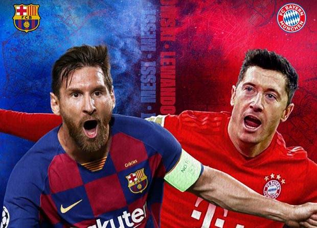 Preview Barcelona vs Bayern Muenchen: Ibarat Final Kepagian