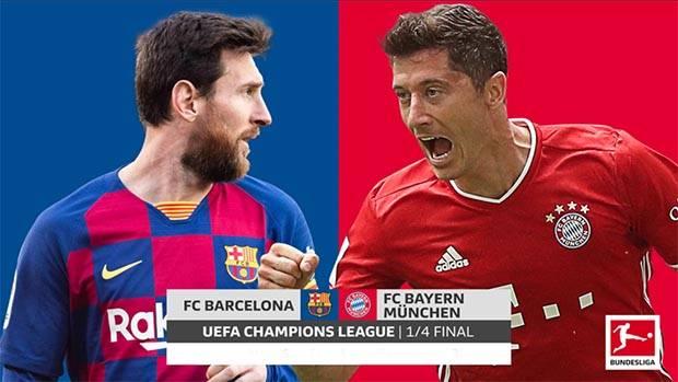 Fakta Menarik Jelang Barcelona vs Bayern Muenchen