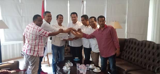 Partai Perindo Dukung Frengky-Amandus di Pilkada Timor Tengah Utara