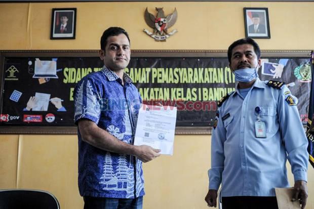 Polemik Status Justice Collaborator Nazaruddin hingga Akhirnya Bebas