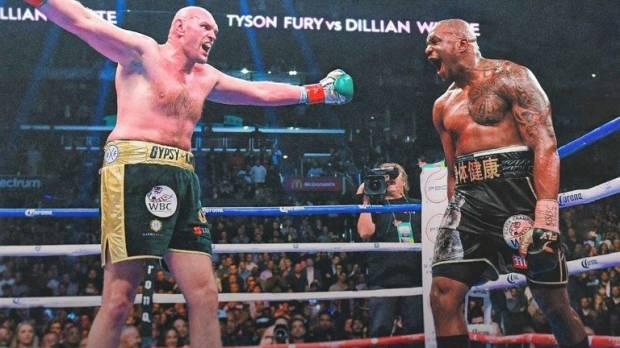 Fury vs Whyte Pasti Terjadi, Menghindari Atau Sabuk WBC Dilucuti