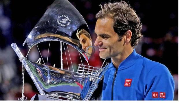 10 Gelar ATP Tak Terlupakan: Momen Federer Sabet Gelar Centurion