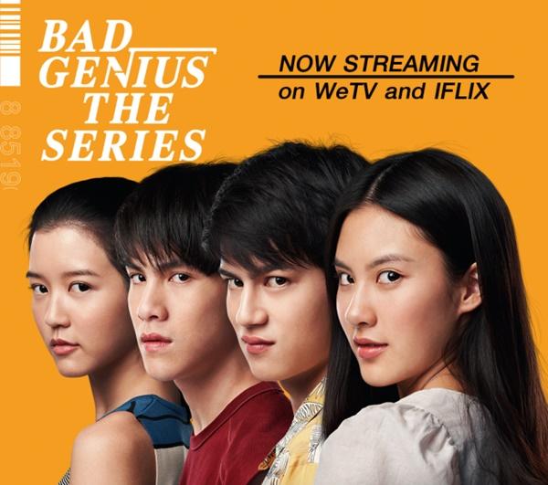 Viral, Bad Genius The Series Disebut Lebih Seru dari Filmnya