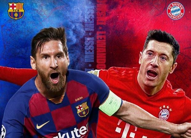 Liga Champions, Barca dan Muenchen Harus Melupakan Sejenak Romantisme