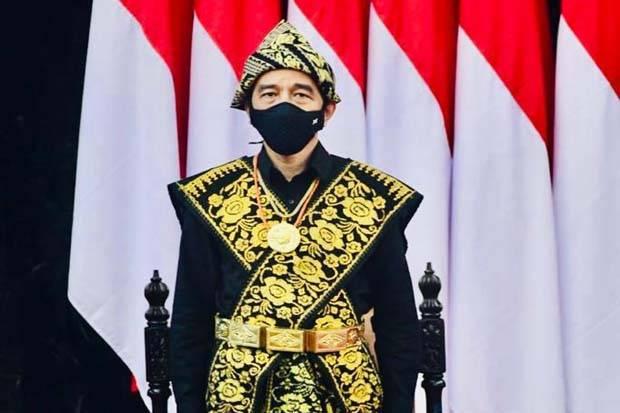 Pidato di MPR, Jokowi Kritik Media yang Hanya Kejar Klik dan Like