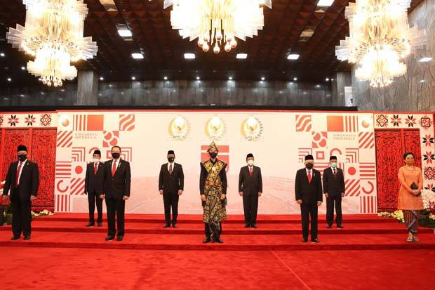 Jokowi Singgung Perluasan Kesempatan Kerja lewat Penataan Regulasi