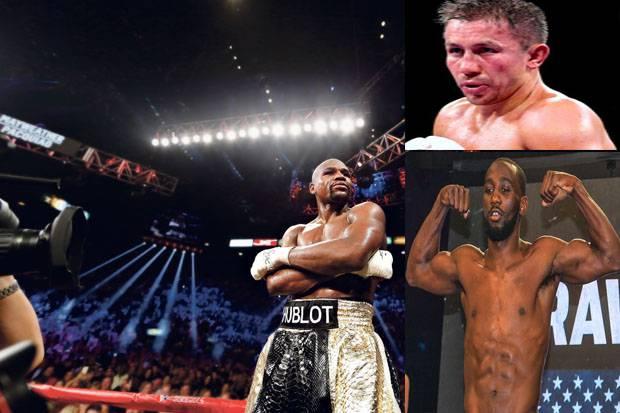 Mayweather, Crawford, Golovkin, Garcia, Siapa Paling Diinginkan Pacquiao?