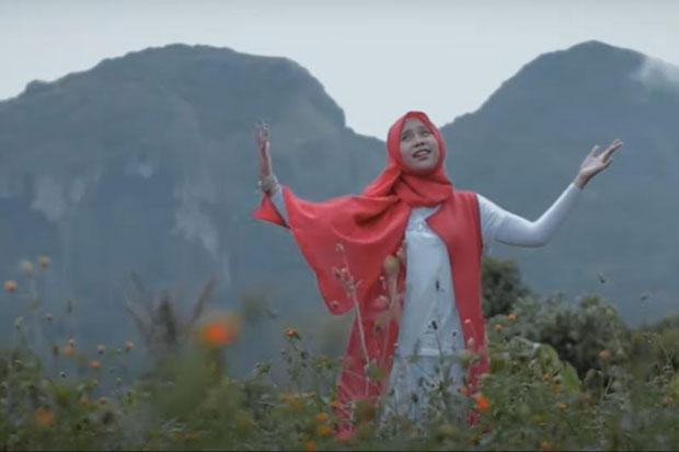 Eks Dandim Soppeng, Ciptakan Lagu Bertema Keragaman Indonesia