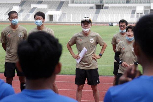 Jelang HUT RI ke-75, Pemusatan Latihan Timnas Indonesia Libur Empat Hari