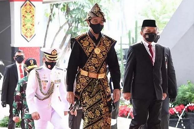 Erick Thohir Menangkap Dua Penekanan Dalam Pidato Jokowi, Apa Saja Ya?