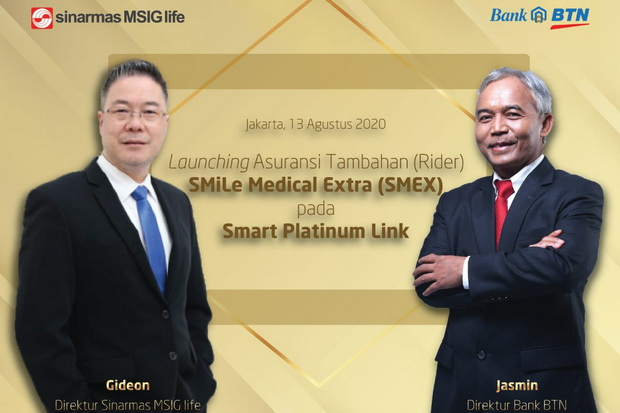 LIFE BBTN Asuransi Tambahan SMEX dari Sinarmas MSIG Life Bikin Nasabah...