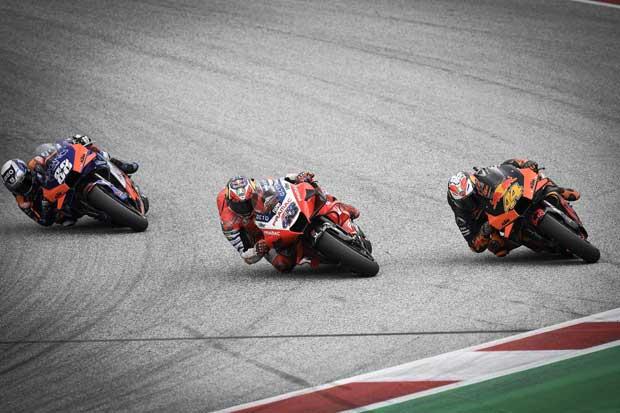 Runtuhnya Dominasi Ducati di Sirkuit Red Bull Ring