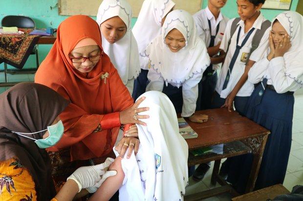 Kemenkes Tegaskan Imunisasi Bagian Pemenuhan Hak Anak