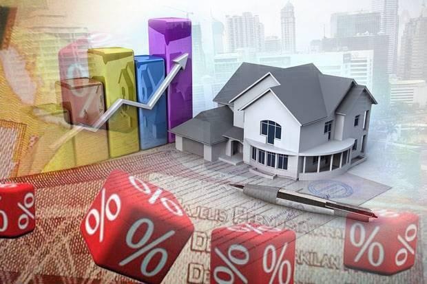Kredit Properti Melambat di Akhir Juli 2020 Jadi 3,5%