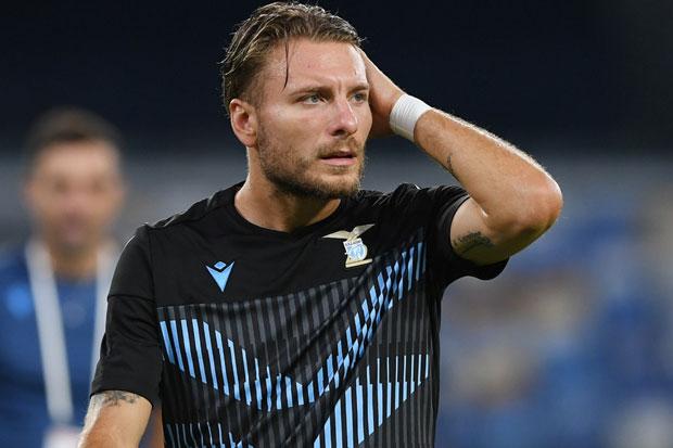 Ciro Immobile Perpanjang Kontrak Baru di Lazio Berdurasi 5 Tahun