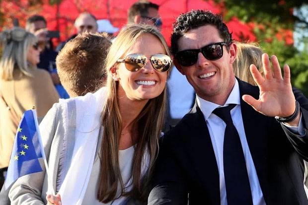 McIlroy dan Erica Menanti Anak Pertama