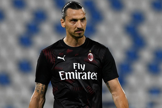 Zlatan Ibrahimovic Ingin Bawa Milan ke Level Sebenarnya