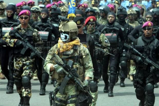 Terungkap, Kesejahteraan Prajurit TNI Masih Pakai Standar Sebelum Reformasi