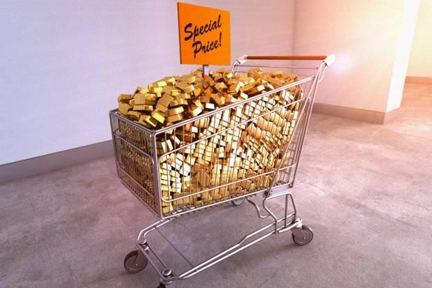 Catatan BPS: Harga Emas Masih Tinggi