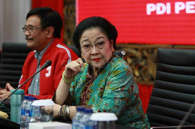 Megawati Mengaku Masih Ada yang Memanas-manasi untuk Maju Pilpres