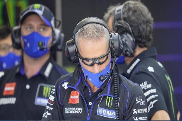 Meregalli Tekankan Tak Ada Raja di Tim Yamaha