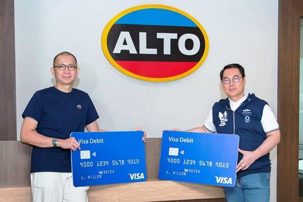 ALTO Genjot Pembayaran Digital, Visa-ALTO Jalin Kemitraan
