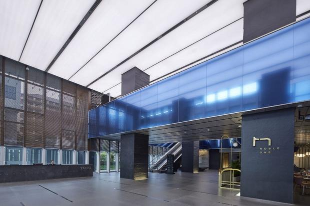 TOTO Terinspirasi dari Kejernihan Air, Desain Kantor Toto Raih Award...