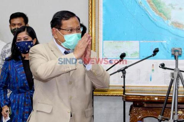 Prabowo dan Menhan China Bahas COVID-19 hingga Isu Asia Pasifik