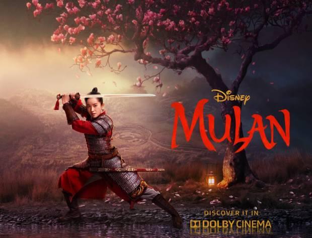 Sejak kapan penayangan film Mulan di Disney+ ?