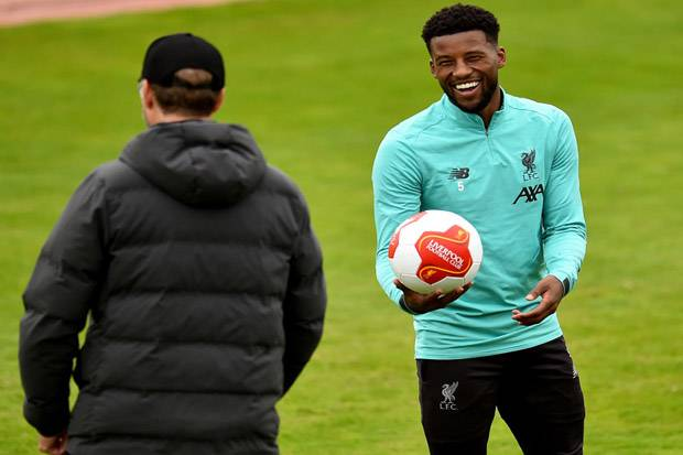 Redknapp Desak Liverpool Segera Perbarui Kontrak Wijnaldum