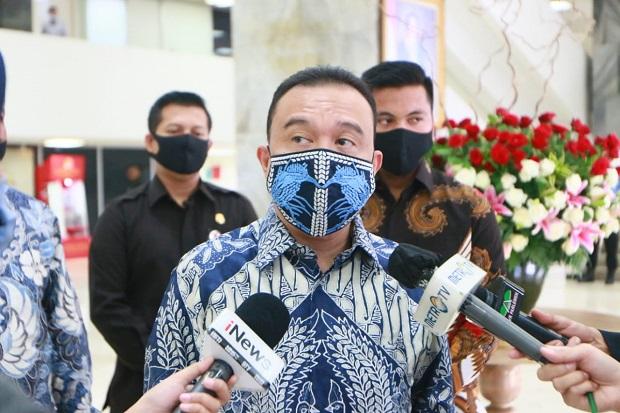 Dukung PSBB, Gerindra Minta DKI Koordinasi dengan Daerah Penyangga