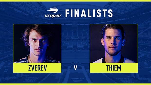 Dominic Thiem dan Alexander Zverev Bentrok di Final! Begini Rekor Keduanya
