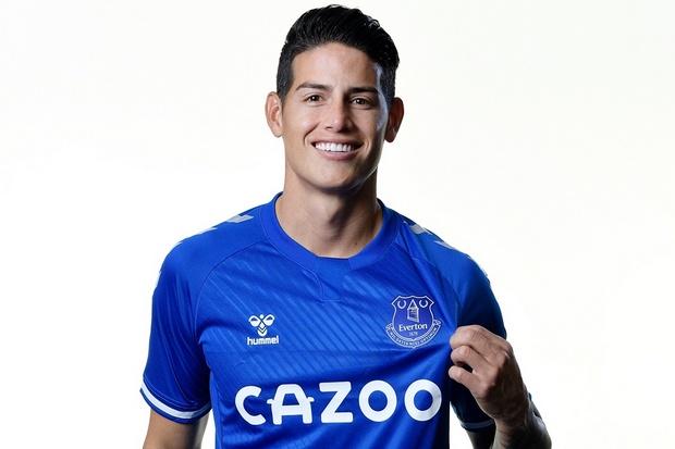 Demi Tiket Liga Champions, James Ingin Everton Rekrut Lagi Pemain Bintang