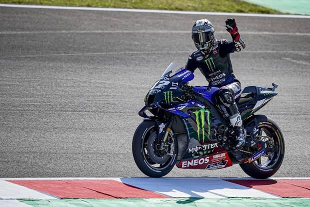 Vinales: Saya Ingin Nikmati Balapan di MotoGP San Marino
