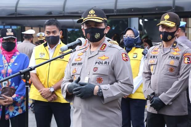 Jika Operasi Yustisi Tak Efektif, Polri Akan Terapkan Hukuman