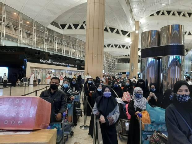 Tertimpa Musibah, 32 WNI Dipulangkan dari Arab Saudi